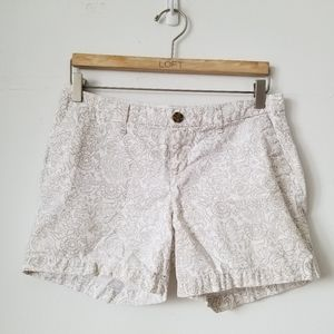 Old Navy Cotton Floral Shorts, Size 2